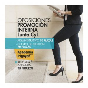 Cuerpo de Gestión Promoción Interna Junta de Castilla y León