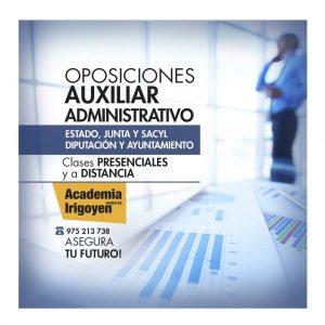 Oposiciones-Auxiliar-Administrativo Junta Castilla y León