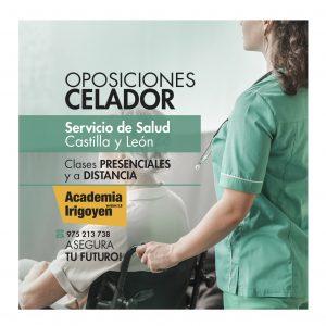 Oposiciones Celador SACYL