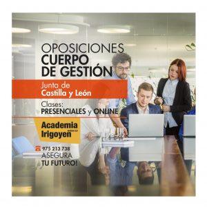 Oposiciones Cuerpo de Gestión Junta de Castilla y León