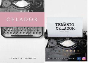 Temario Celador SACYL