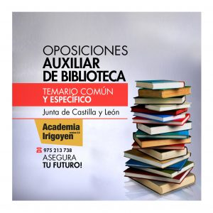 oposiciones auxiliar de biblioteca