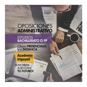 Administrativo oposiciones