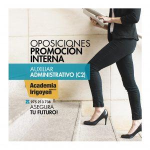Oposiciones Auxiliar Administrativo promoción interna