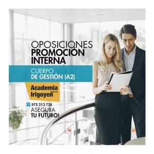Oposiciones Cuerpo de Gestión promoción interna