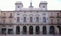 Ayuntamiento de Ávila. Fuente: tribunaavila