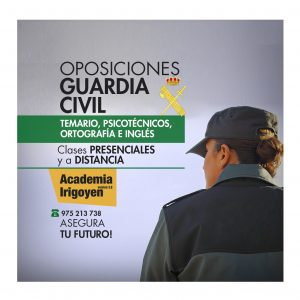 Academia de oposiciones Guardia Civil