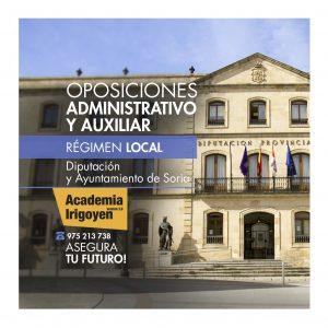 Adminitrativo y Auxiliar de Corporaciones Locales