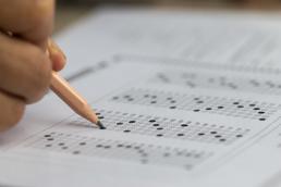 examen tipo test oposiciones