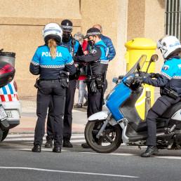 Oposiciones Policía Local Castilla y León. Proceso selectivo unificado 2021